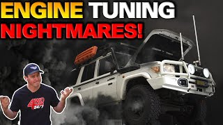 EXPOSED! Diesel Tuning HORROR STORIES & How to avoid them – Blown turbos, & high EGTs – Expert tips!