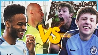 W2S & CALFREEZY V STERLING & CABALLERO | EPIC VOLLEY CHALLENGE!