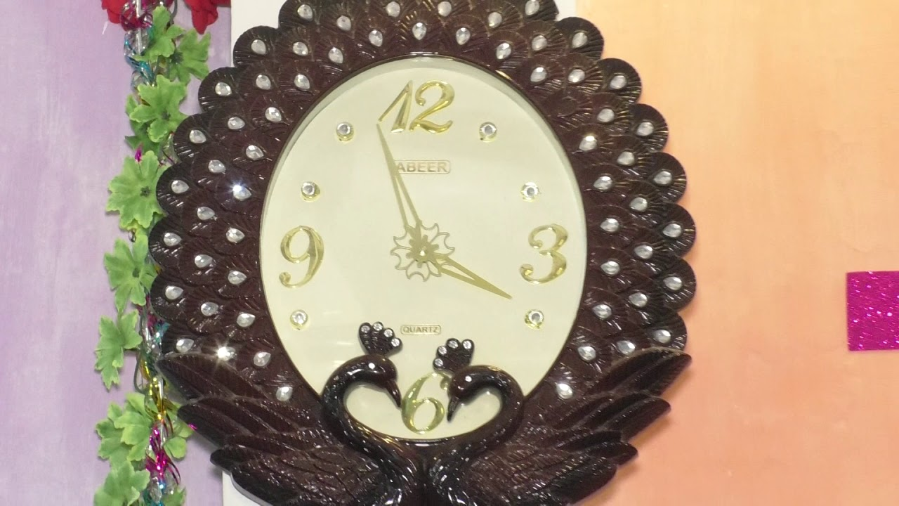 Amazing Clock Design On Wall You