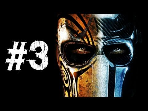 Army of Two The Devil's Cartel Gameplay Walkthrough Part 3 - Rally Point - Mission 3