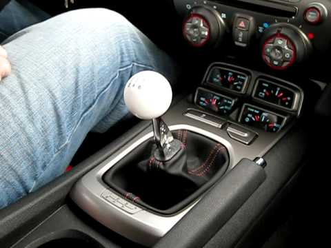Hurst Billet Plus Shifter Camaro5 Killer S 2010 Camaro