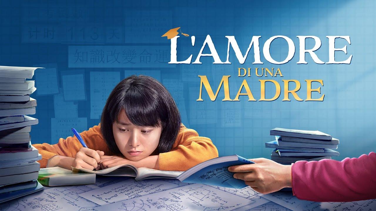 """Film cristiano completo """"L'amore di una madre"""" - Come educare i figli per dargli un futuro felice"""