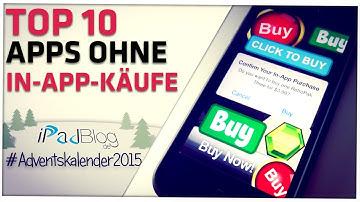 Top 10 Spiele-Apps ohne In App Käufe [#V194]