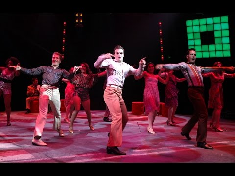 SATURDAY NIGHT FEVER The Musical - North Shore Music Theatre (2015)