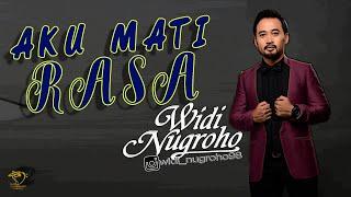 Gambar cover Widi Nugroho - Aku Mati Rasa (Official Lyric Video)