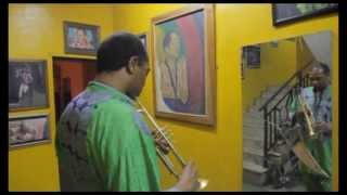 TIA Show - Season 1 Episode 2 [Africa Shrine with Femi Kuti]