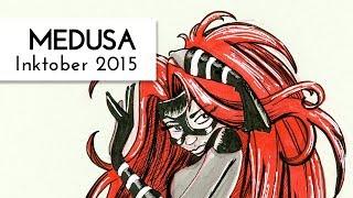 Drawing Medusa (Inhumans)