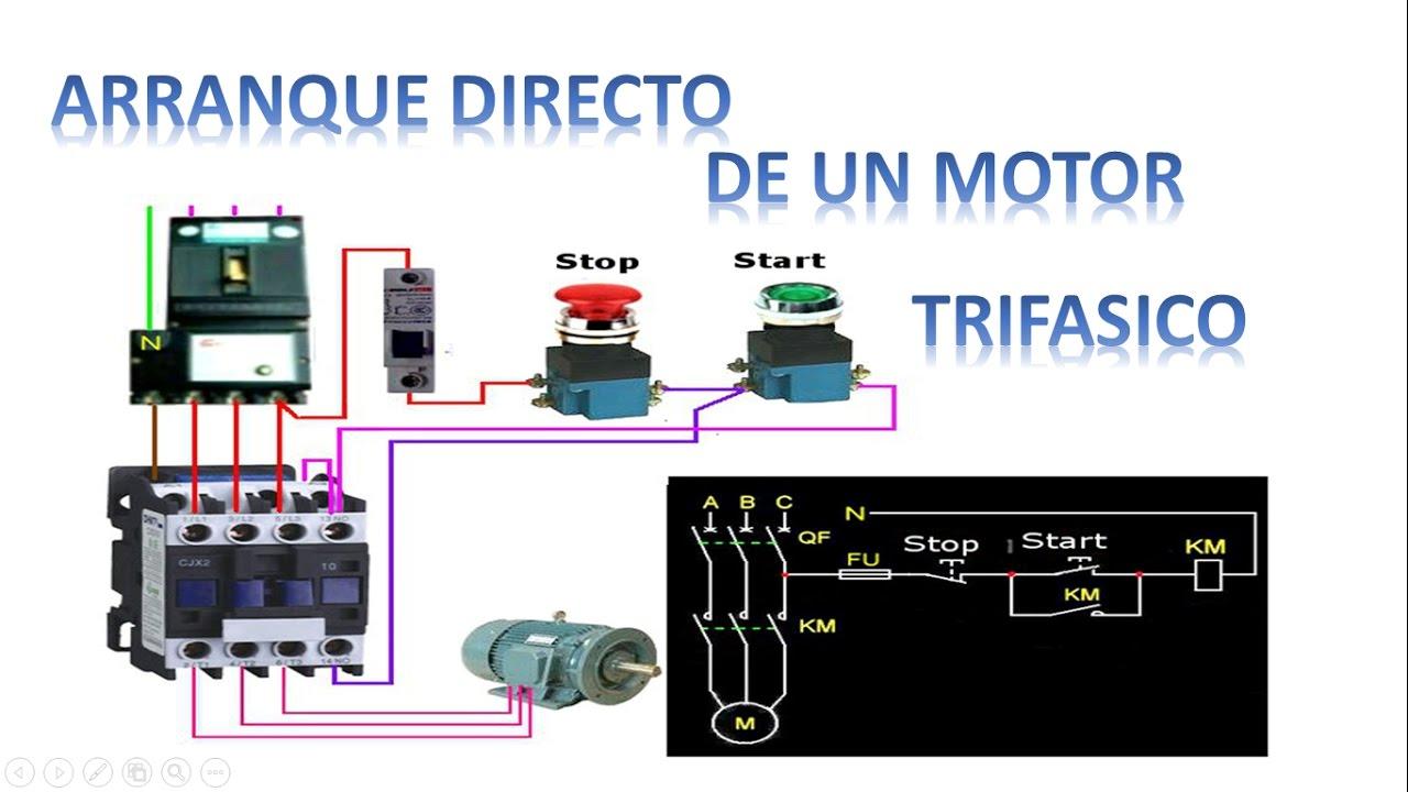 Tipos de arranque de motores trifasicos pdf