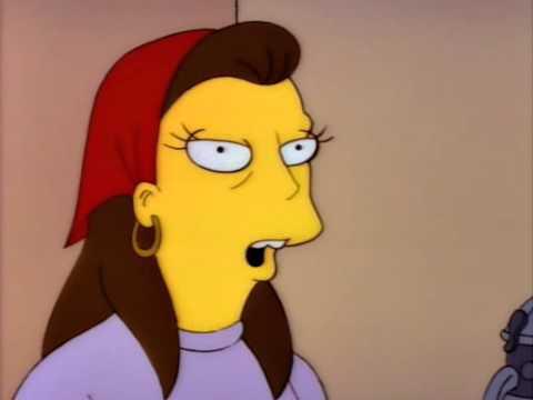 Homero Simpson, Estamos hablando de comida verdad?