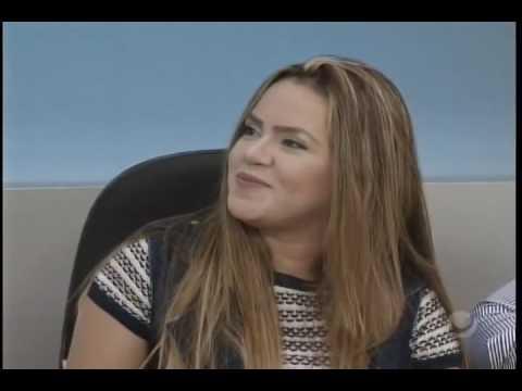 Entrevista com a cantora Sarah Farias