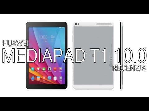 Huawei MediaPad T1 10.0 - recenzja   T-Mobile Trendy