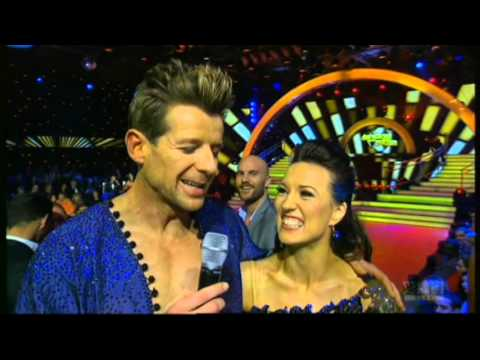 Dancing With The Stars NZ Final - Simon Barnett (TV3 - 19/07/2015)