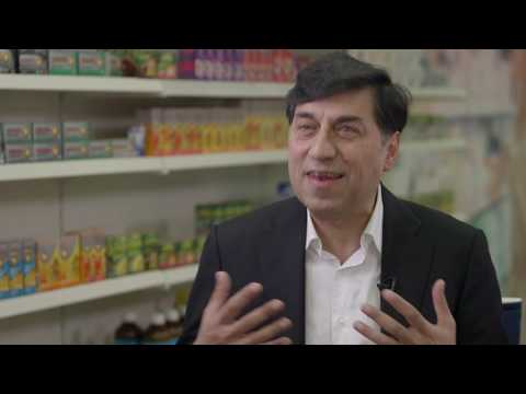 RB CEO Rakesh Kapoor Explains the Acquisition of Mead Johnson
