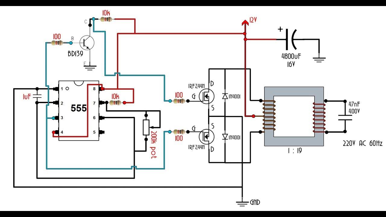 Ic Diagram on