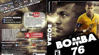 NOVIDADES BOMBA PATCH 76
