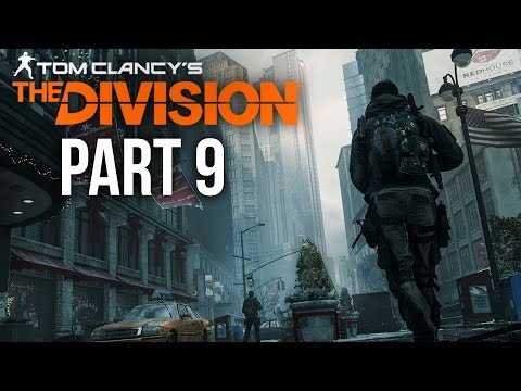 The Division Gameplay Walkthrough Part 9 - TIME SQUARE POWER RELAY (Full Game)