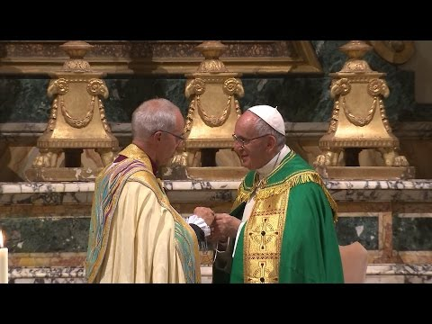 When The Pope Met The Archbishop