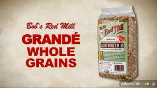 Grande Whole Grains   Bob's Red Mill