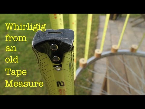 how-to-make-●-a-wind-whirligig-from-an-old-tape-measure