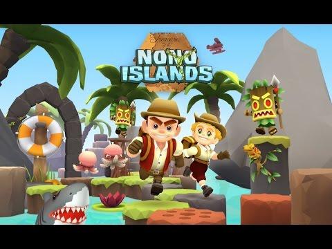 игры ноно острова