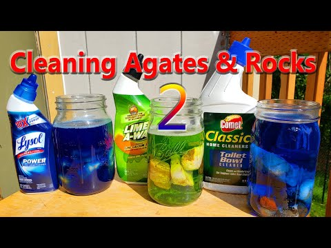Agate Bowl cleaning challenge part 2