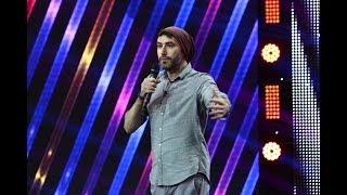Adrian Lungu, număr de stand up comedy - Cum să deturnezi un avion în România