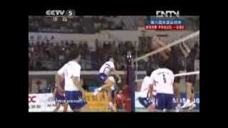 131013 East Asia Games Final: Chinese Taipei - Japan