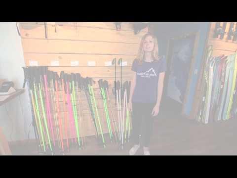 Ski Pole Sizing With Powder7