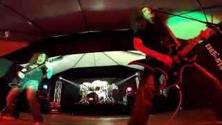 "ESSENZA live at RockEGGIando fest (2015) ""rock"
