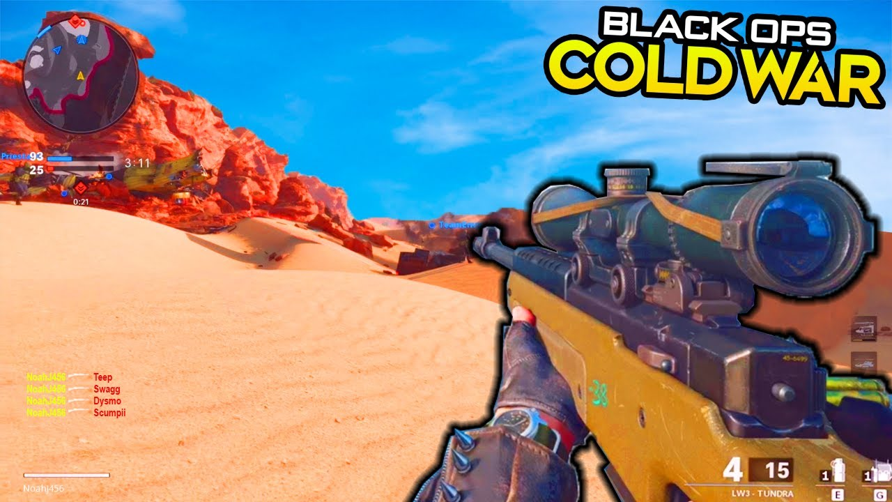 Black Ops Cold War Insane Sniper Montage Call Of Duty Bocw Multiplayer Sniping Youtube