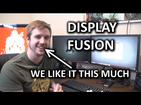 Display Fusion Showcase Featuring SLICK! - YouTube
