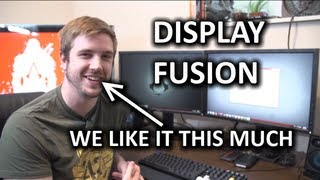 Display Fusion Showcase Featuring SLICK!