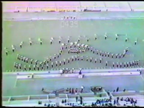 Salem Community High School Marching Band - Murphysboro, Illinois 1984 (part 1 of 2)