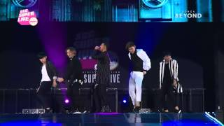 Repeat youtube video 141002 - 1004 (Angel) - One Shot - No Mercy - B.A.P @ SGC Super Live