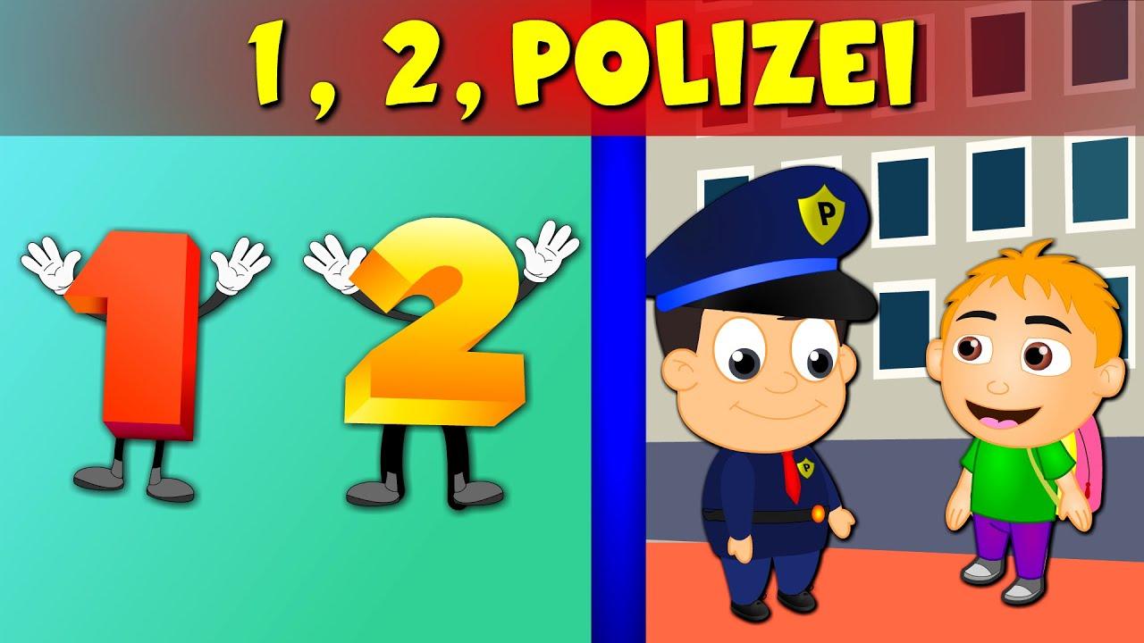 200, 20, Polizei   Kinderlieder zum Mitsingen   Sing Kinderlieder