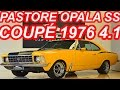 PASTORE Chevrolet Opala SS Coup� 1976 MT4 RWD 4.1