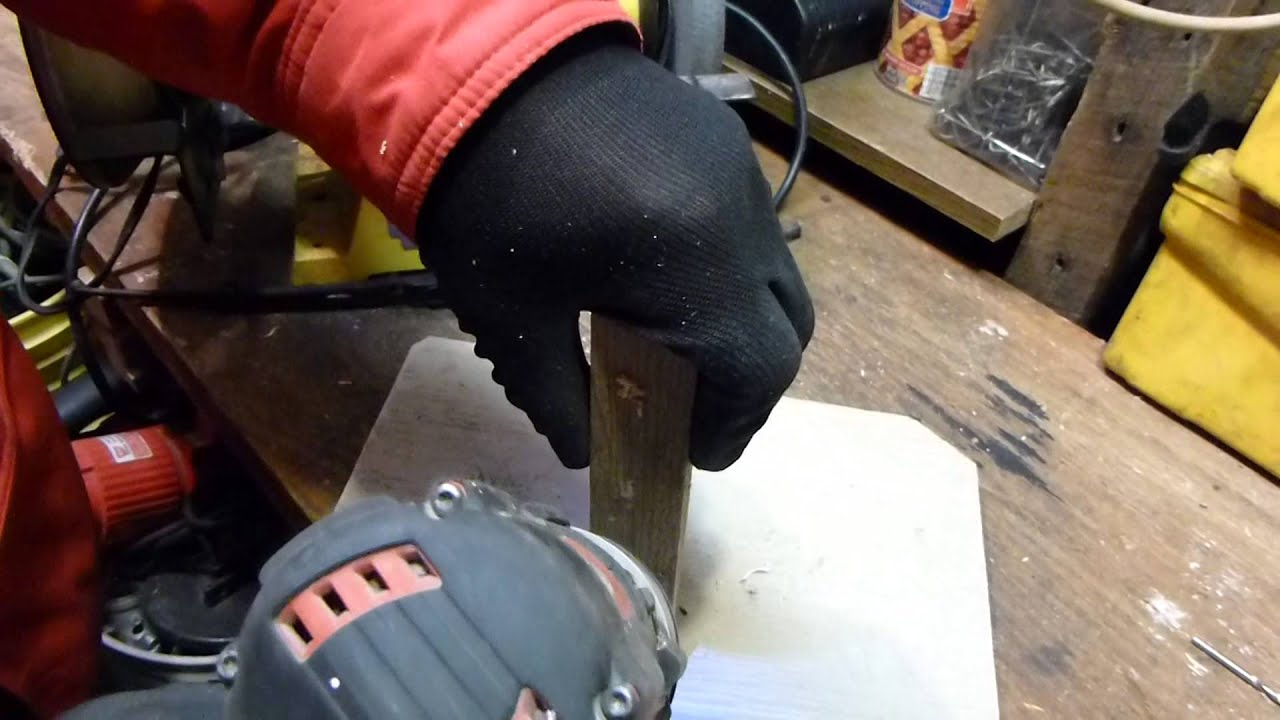 Homemade ice fishing tip up 39 s youtube for Homemade ice fishing tip ups