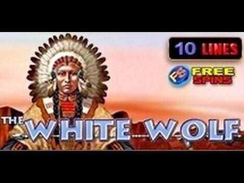The White Wolf Slot Machine
