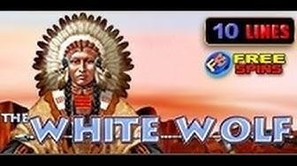 The White Wolf - Slot Machine - 10 Lines + Bonus