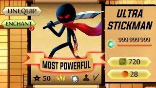 Shadow Fight 2 Most Powerful Stickman