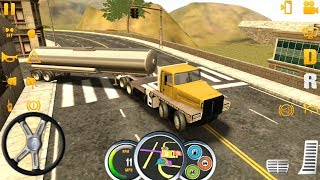 Truck Simulator USA #8 - Cargo Transportation - Android Gameplay FHD