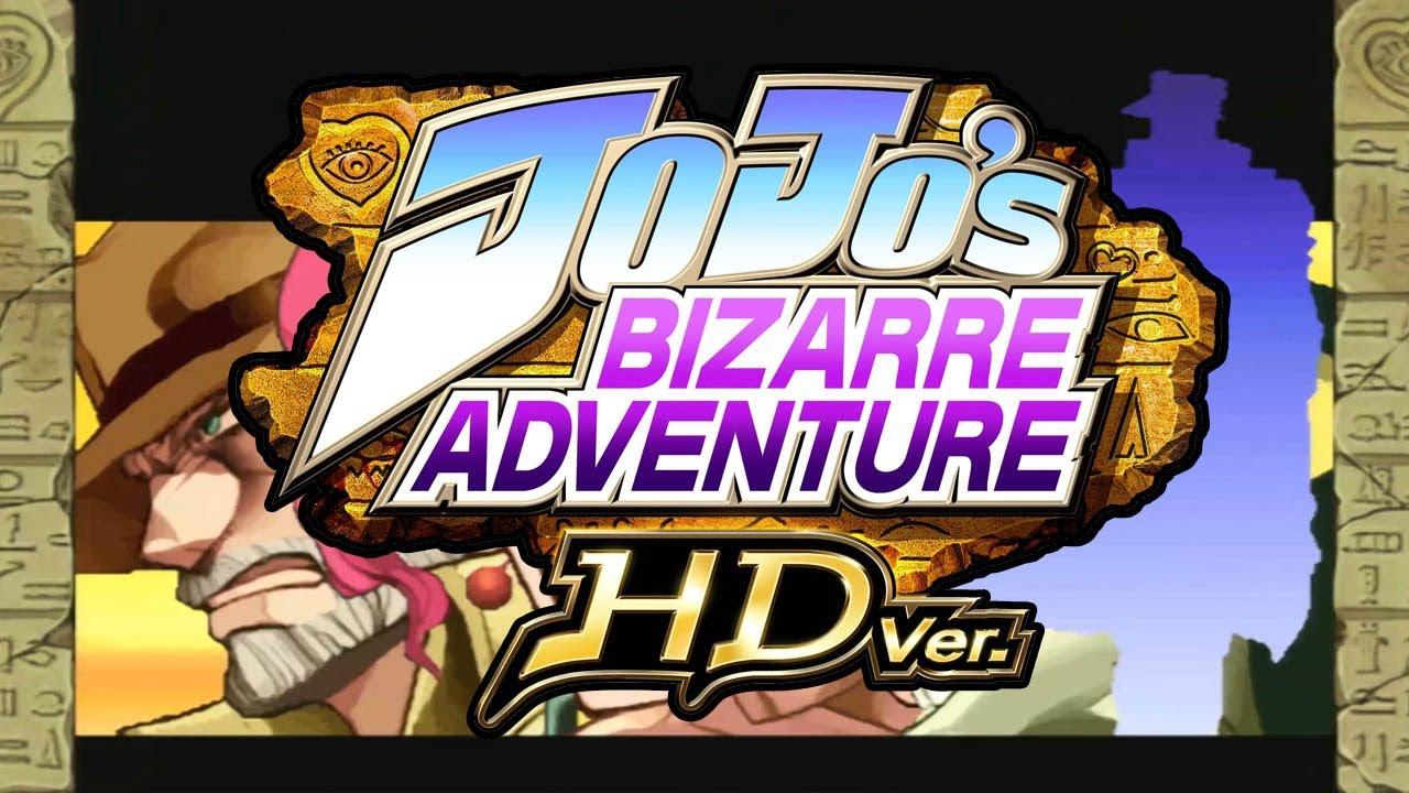 CGRundertow JOJO'S BIZARRE ADVENTURE HD VER. for PlayStation 3 ...
