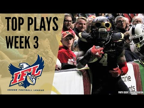 IFL Top Plays : Week 3