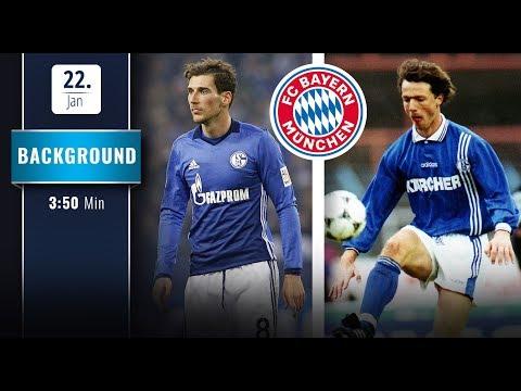 Diese Spieler wechselten von Schalke 04 zu Bayern München