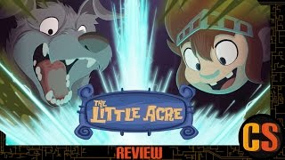 THE LITTLE ACRE - PS4 REVIEW