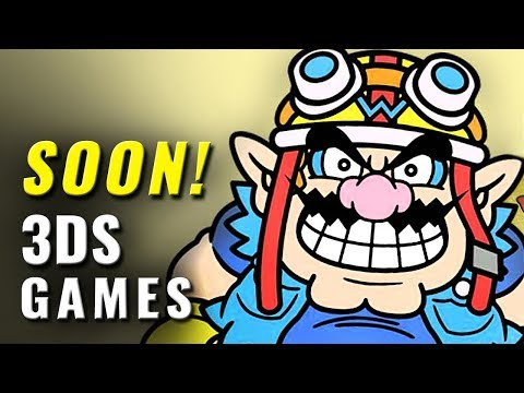 16 Upcoming 3DS Games of 2018, 2019 & Beyond