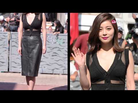 Showbiz Korea-FASHION STYLES OF KOREAN ACTORS AT THE CANNES   칸영화제를 빛낸 한국 배우들의 스
