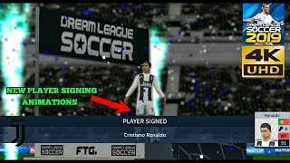 Dream League Soccer 2019 First Look With Gameplay ||HD||