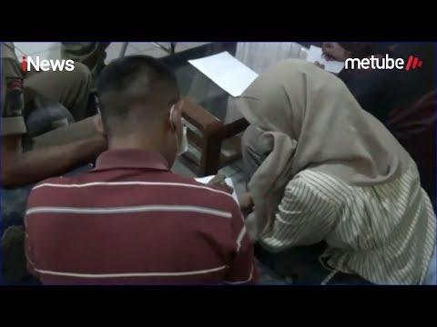 Satpol PP Gerebek Rumah Kos Di Bojonegoro, 3 Pasangan Mesum Diamankan - Police Line 08/09