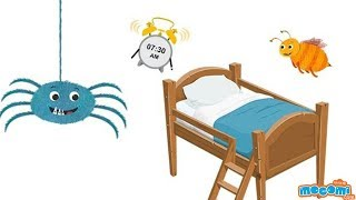 Early to bed and early to rise Ask Coley Health Tips for Kids Child Health Education by Mocomi